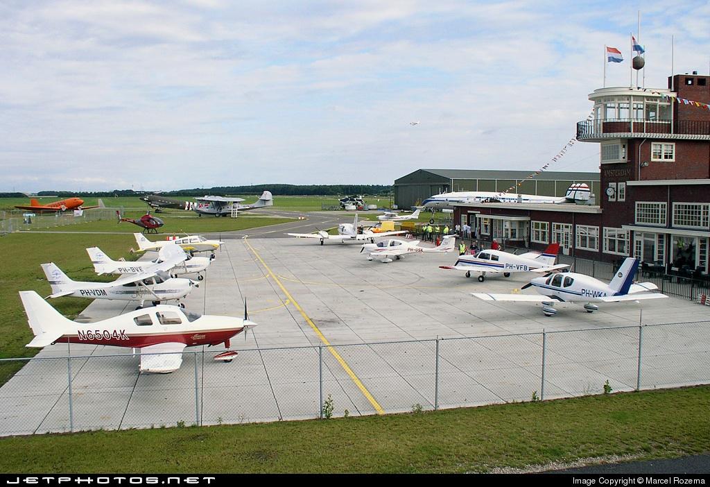 EHLE - Airport - Ramp