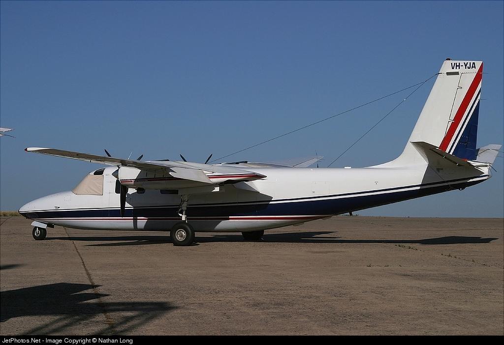 VH-YJA - Aero Commander 680FL Grand Commander - General Aircraft Maintenance