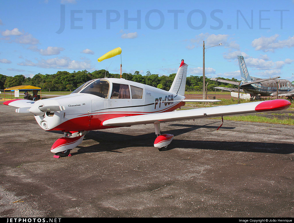 PT-CGM - Piper PA-28-140 Cherokee - Untitled