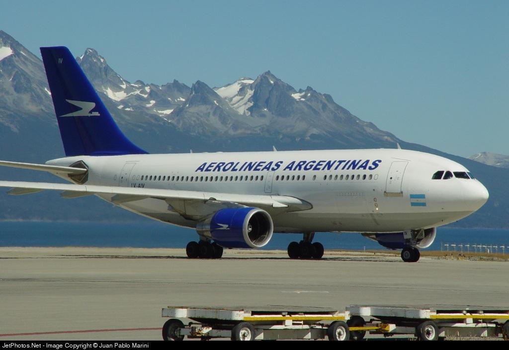 LV-AIV - Airbus A310-325(ET) - Aerolíneas Argentinas