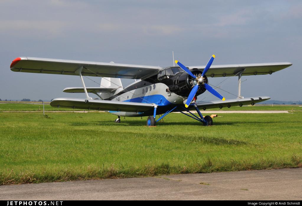 LY-AVI - PZL-Mielec An-2 - Private