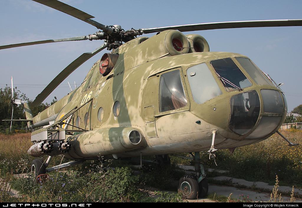 06 - Mil Mi-8MT Hip - Ukraine - Air Force