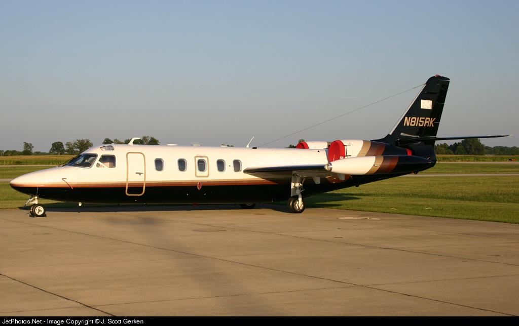 N815RK - IAI 1124 Westwind - Private