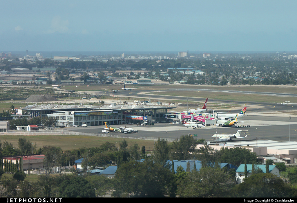 HTDA - Airport - Airport Overview