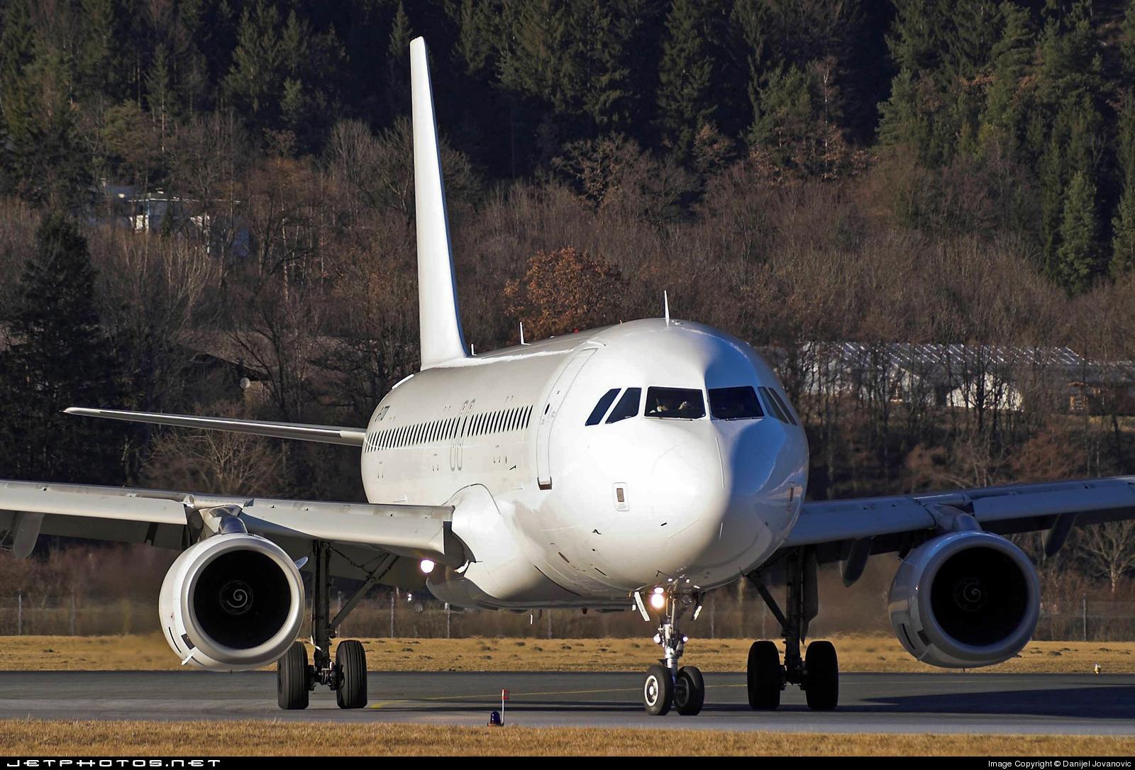 G-TTOI - Airbus A320-232 - GB Airways