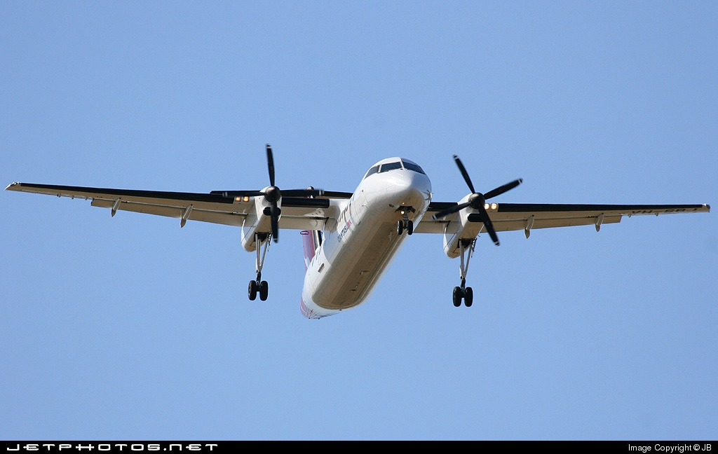 VH-SBJ - Bombardier Dash 8-Q315 - QantasLink (Sunstate Airlines)