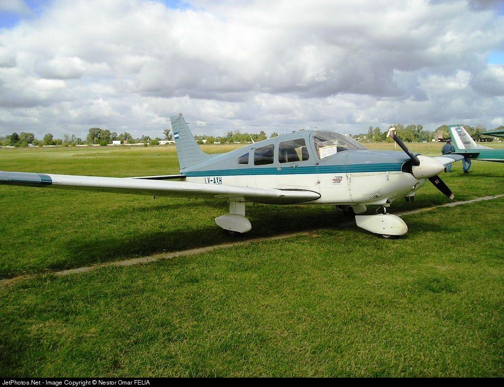 LV-AXH - Piper PA-28-181 Archer II - Aero Club - Universitario Matanza