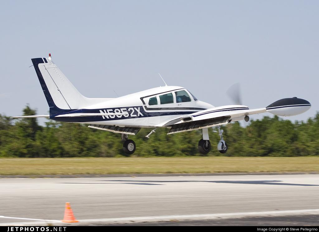 N5852X - Cessna 310F - Private