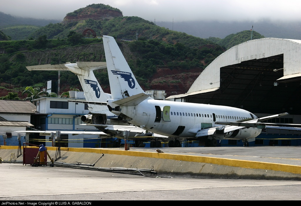 YV-79C - Boeing 737-229(Adv) - Servivensa