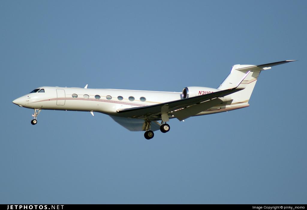 N311CG - Gulfstream G550 - AVN Air