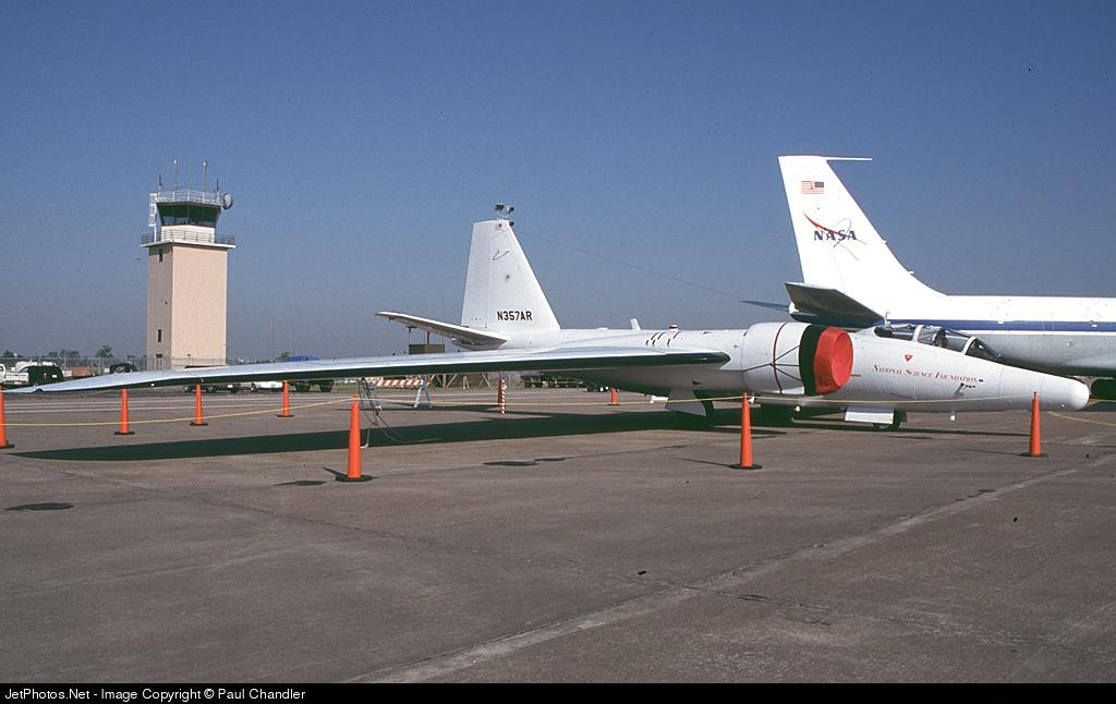 N347AR - Martin WB57 - United States - National Aeronautics and Space Administration (NASA)