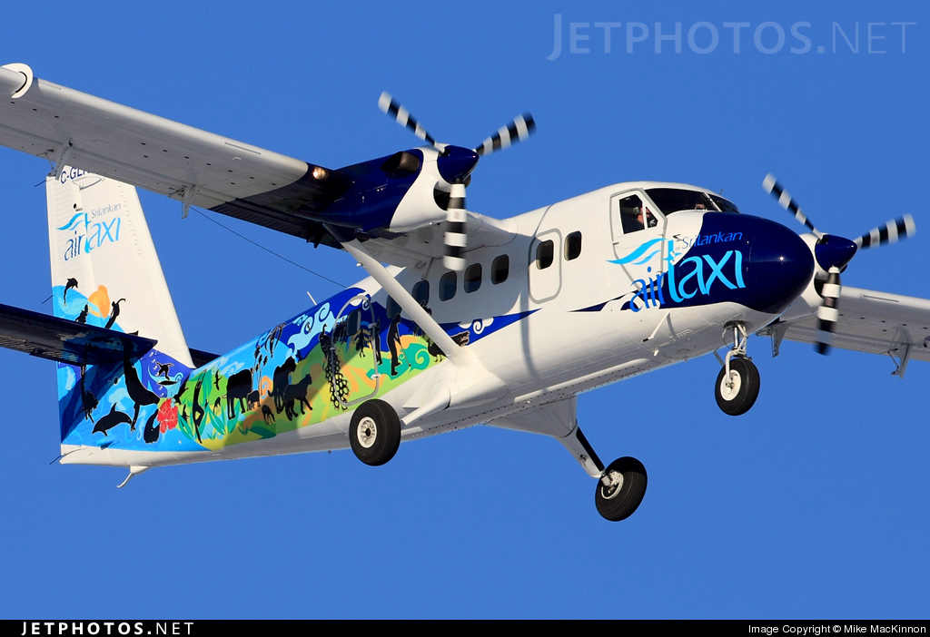 C-GLKB - De Havilland Canada DHC-6-300 Twin Otter - Kenn Borek Air
