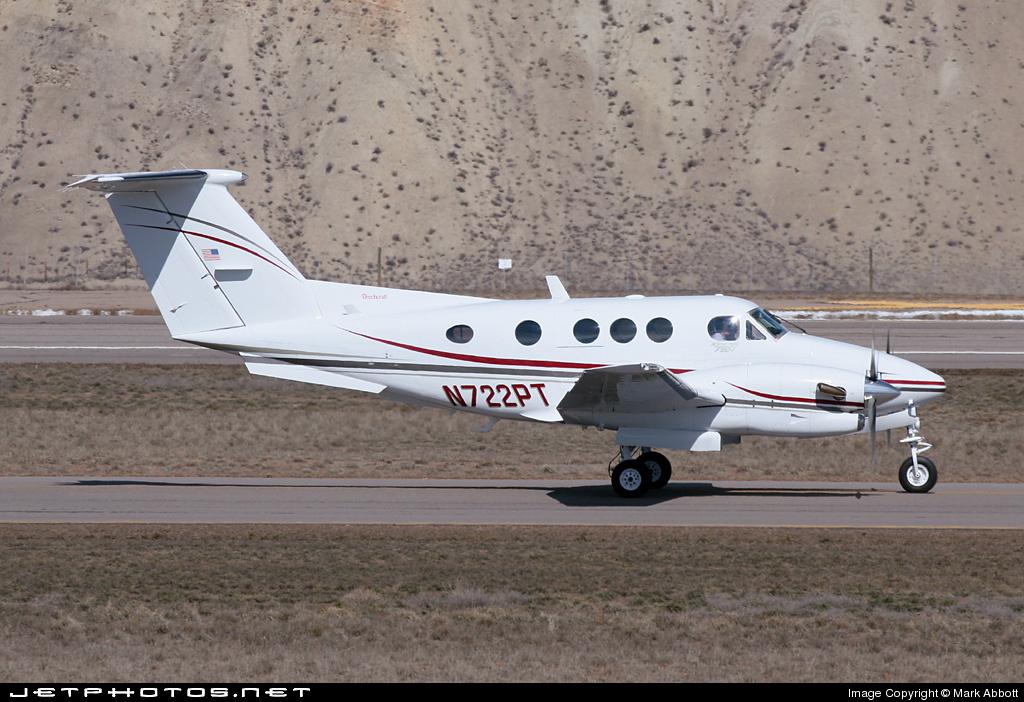 N722PT - Beechcraft 90 King Air - Private