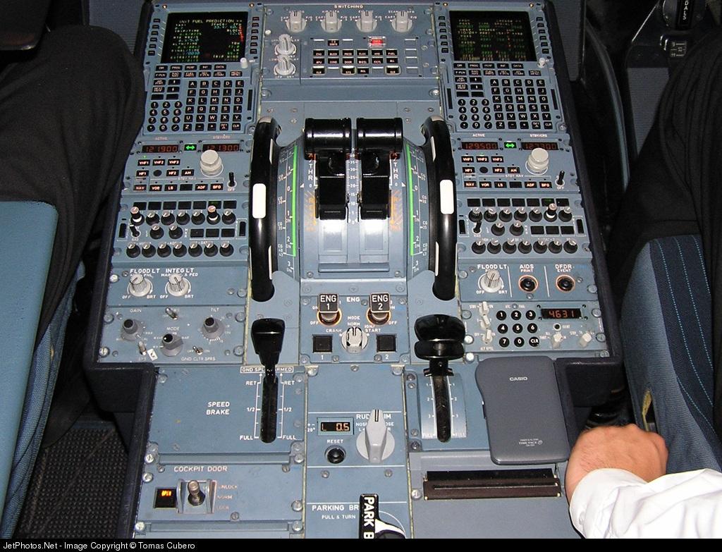 N486TA - Airbus A320-233 - TACA International Airlines