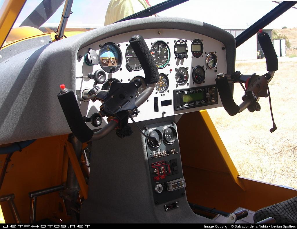 EC-FJ3 - Aeroprakt A22 Foxbat - Private