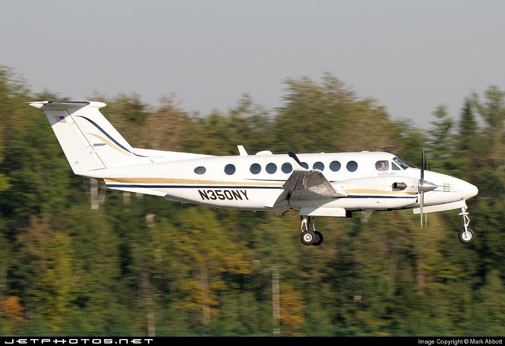 N350NY - Beechcraft B300 King Air 350 - Private