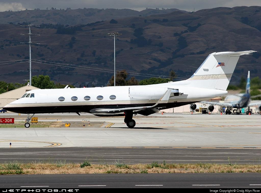 N264CL - Gulfstream G-II(SP) - Clay Lacy Aviation