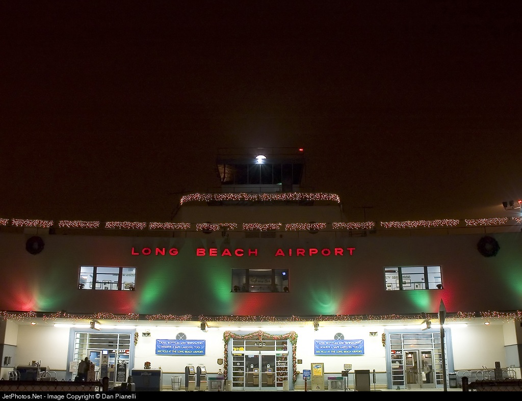 KLGB - Airport - Terminal