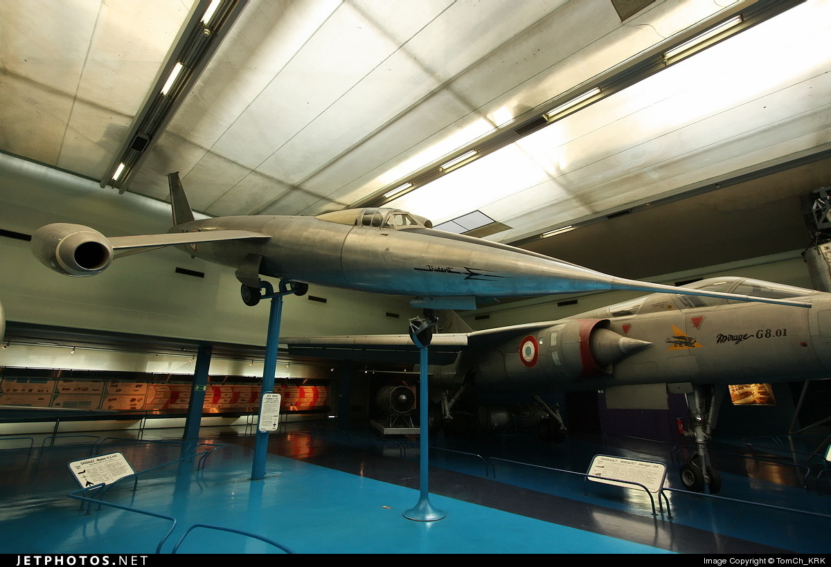 01 - Sud-Est S.O.9000 Trident I - France - Air Force