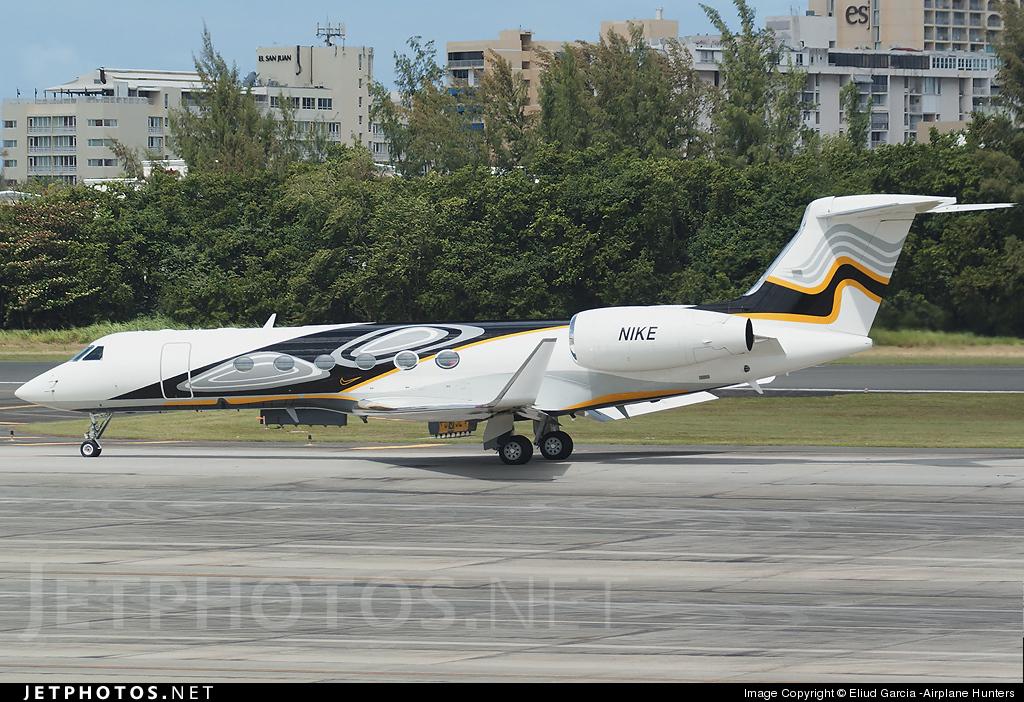 N1KE - Gulfstream G-V - Private