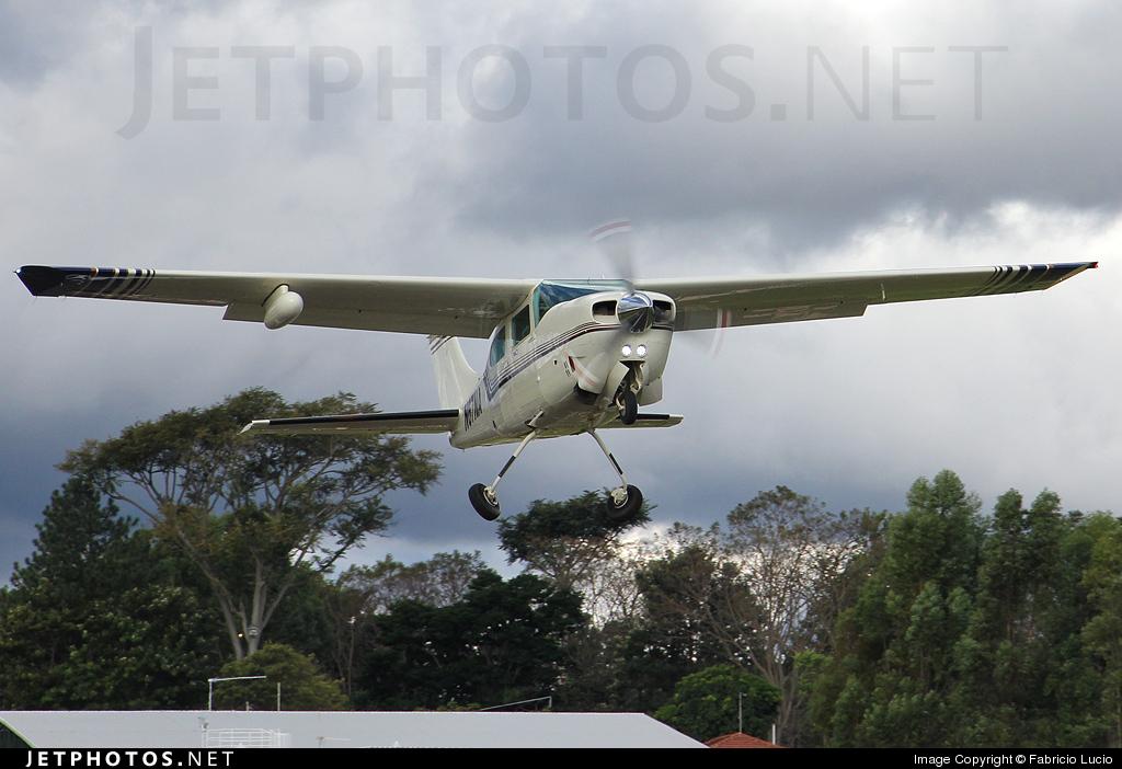 N67NA - Cessna T210R Turbo Centurion II - Private