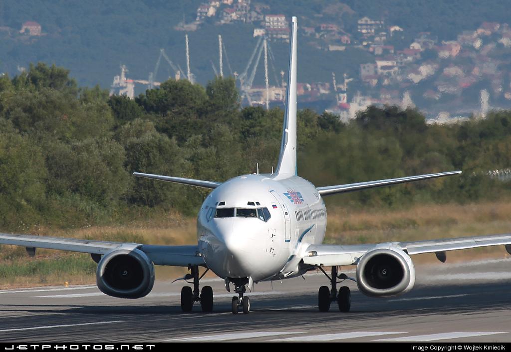 VP-BRU - Boeing 737-528 - Yamal Airlines