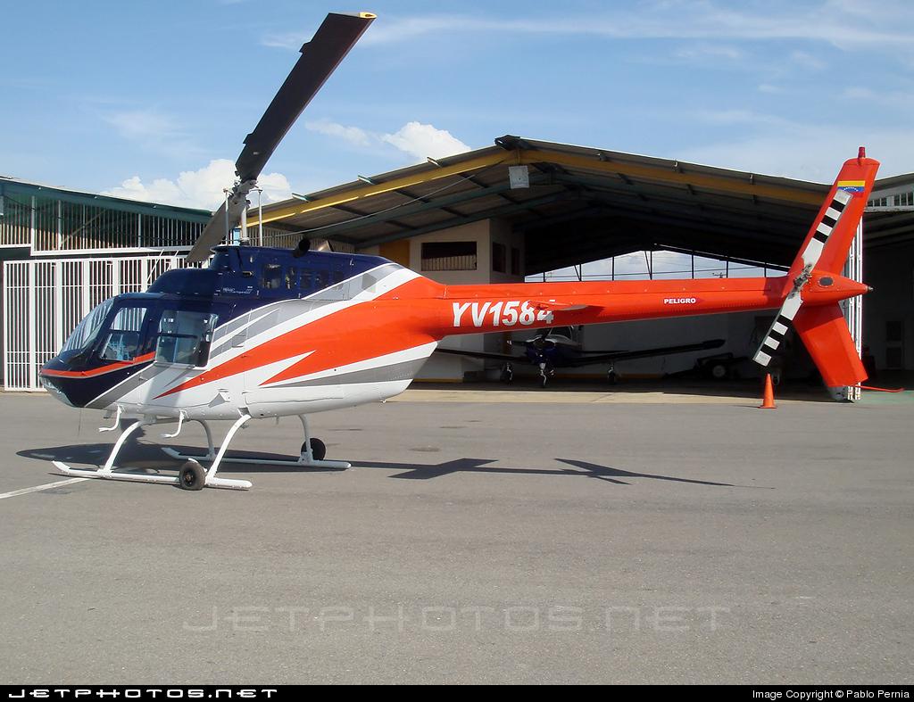 YV1584 - Bell 206B JetRanger II - Private