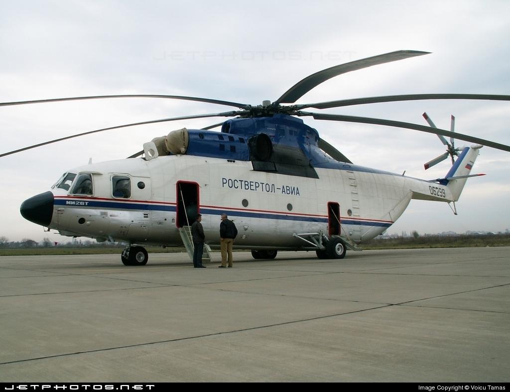 06299 - Mil Mi-26TC Halo - Rostvertol-Avia