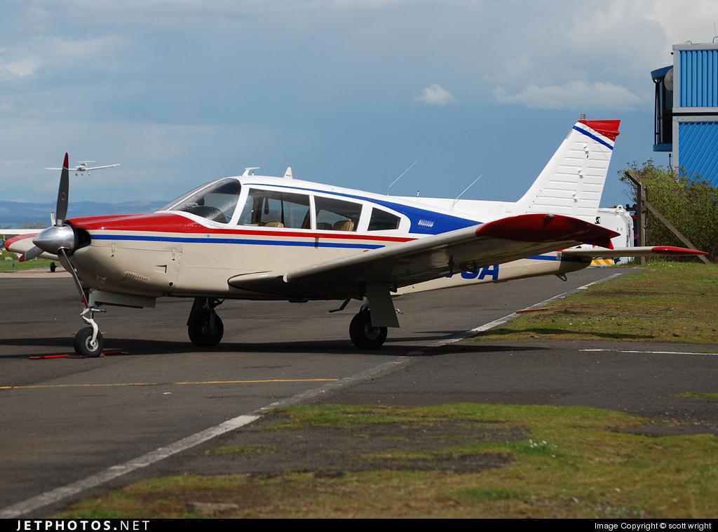 N187SA - Piper PA-28R-200 Cherokee Arrow II - Private