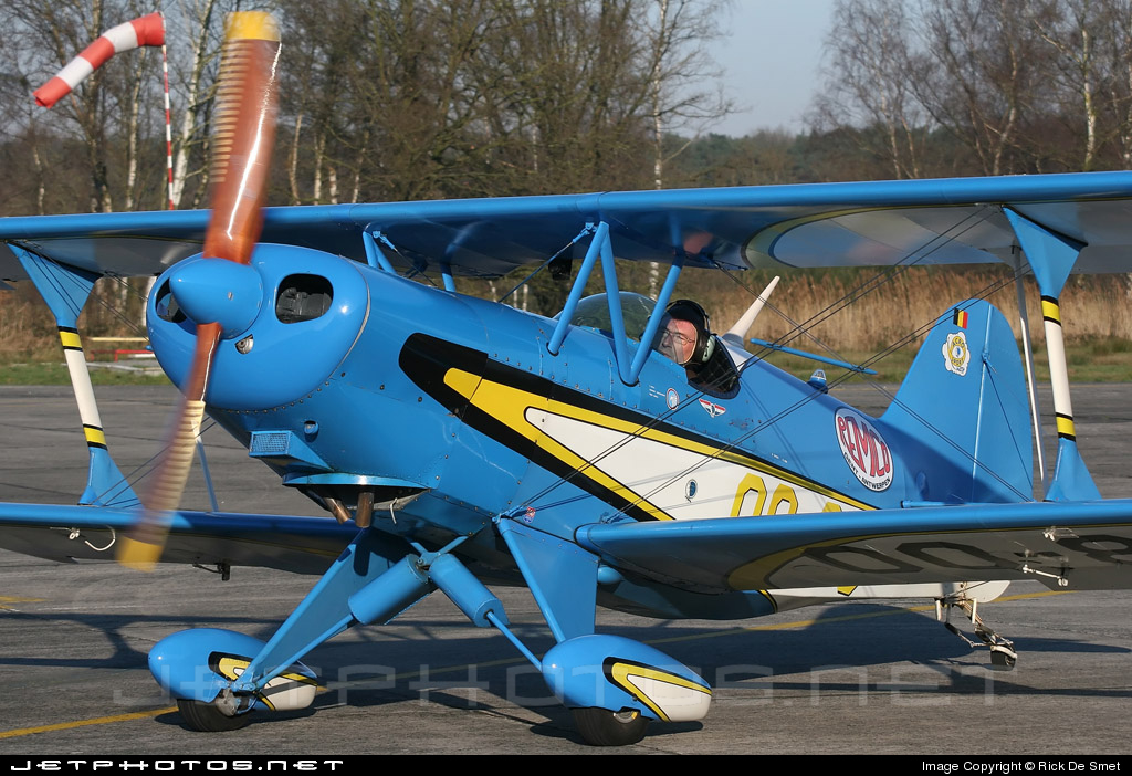 OO-80 - EAA Super Acro Sport - Private