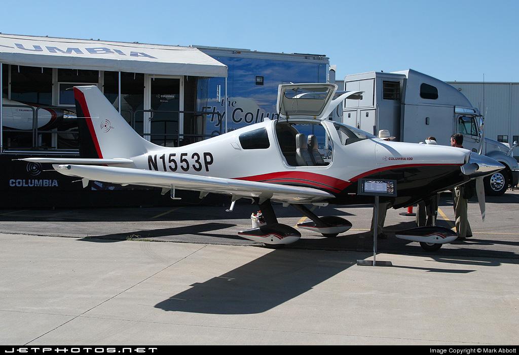 N1553P - Columbia 400 - Private