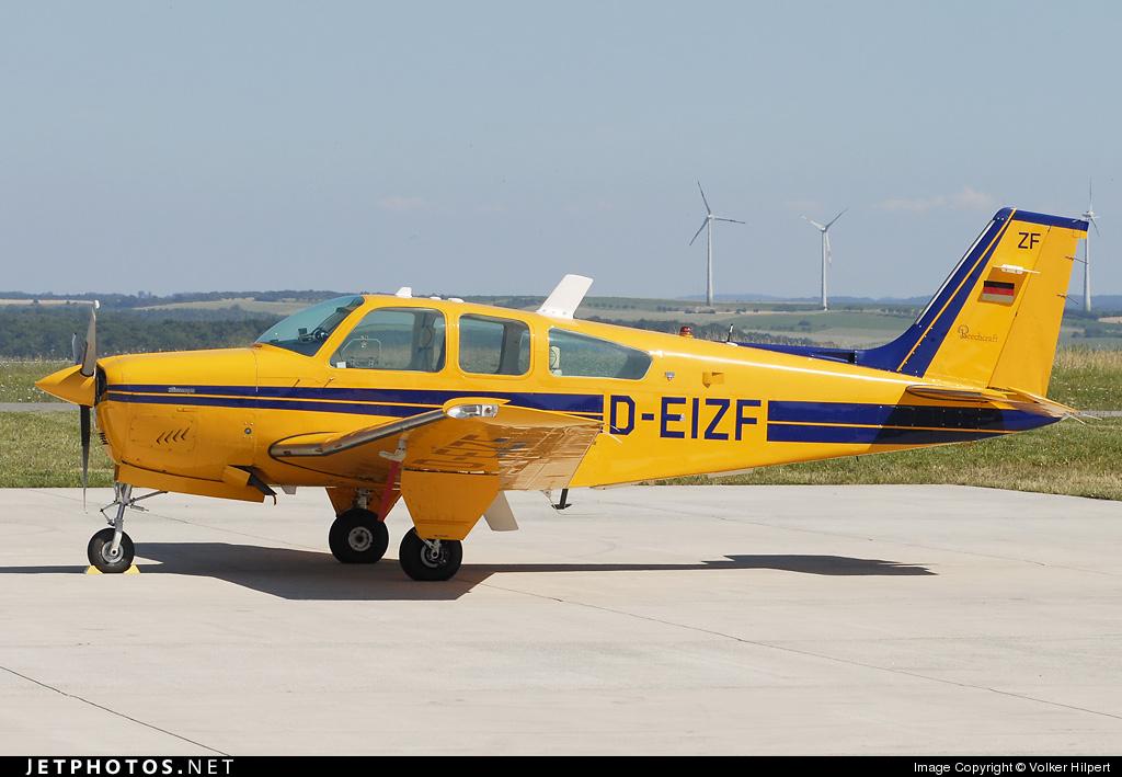D-EIZF - Beechcraft F33A Bonanza - Private