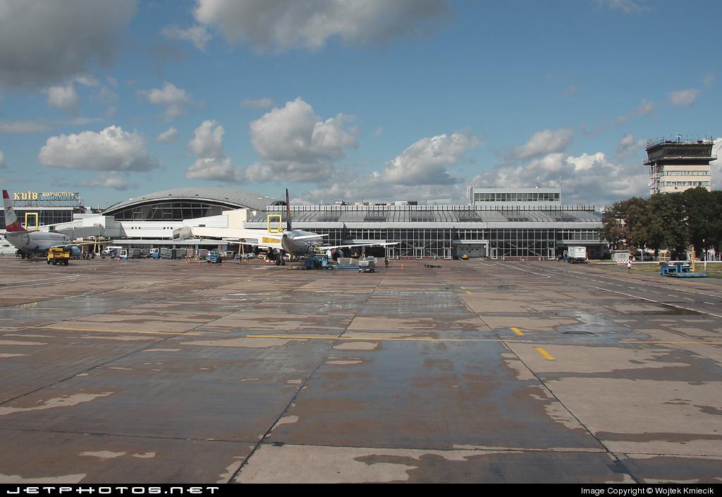 UKBB - Airport - Ramp