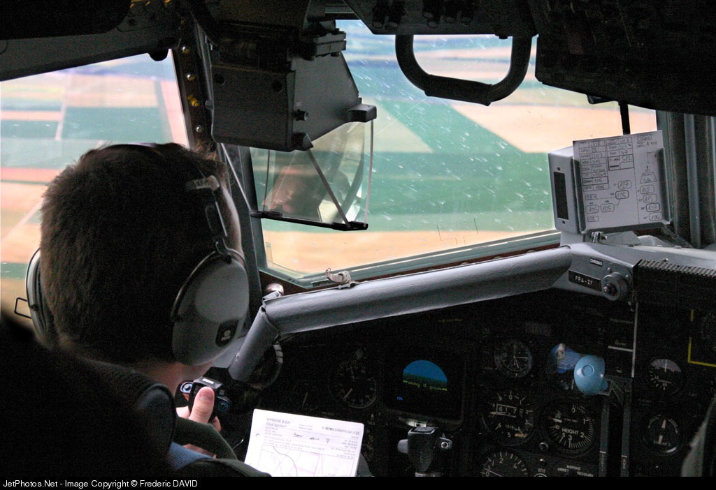 R88ZF - Transall C-160 - France - Air Force