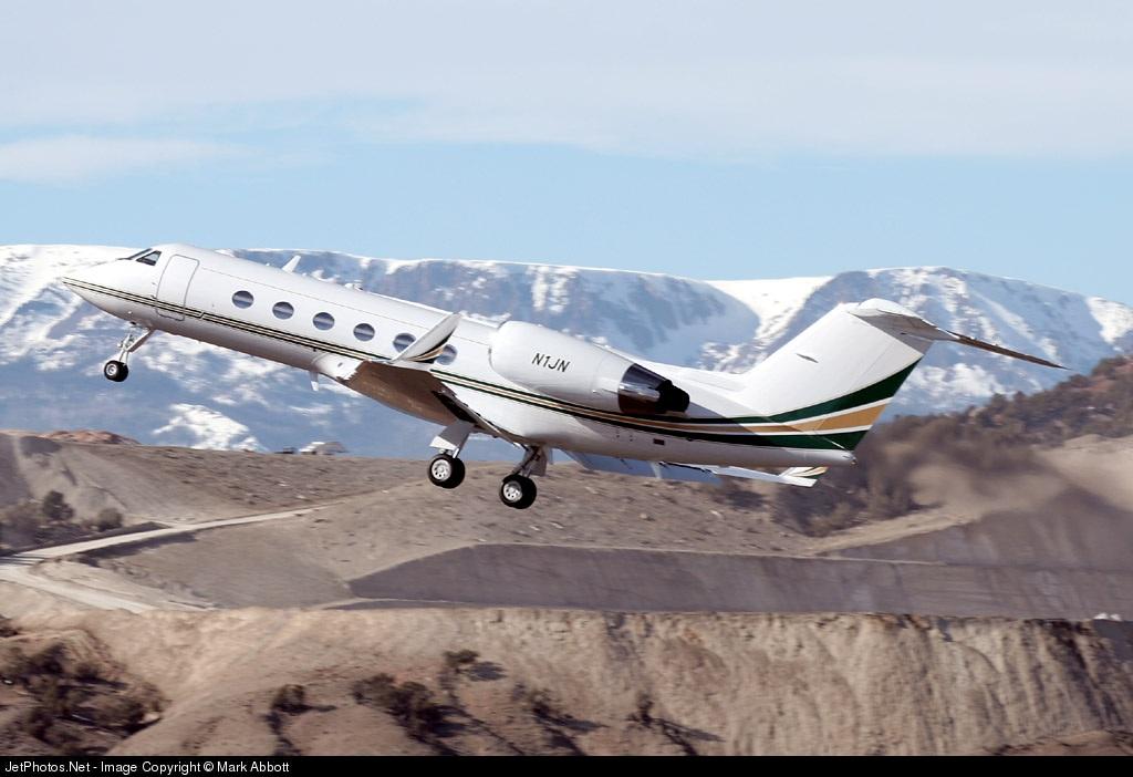 N1JN - Gulfstream G-IV - Private