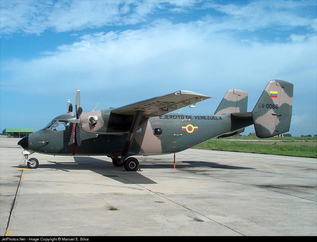 EV-0066 - PZL-Mielec M-28-05 Bryza - Venezuela - Army