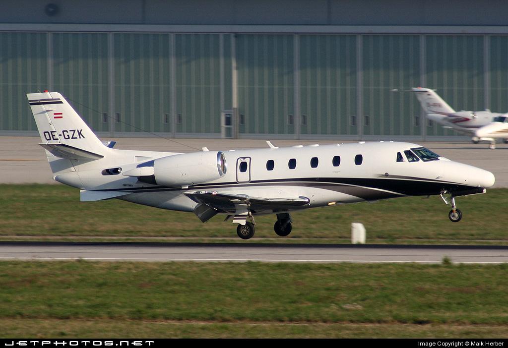 OE-GZK - Cessna 560XL Citation XLS - JetAlliance