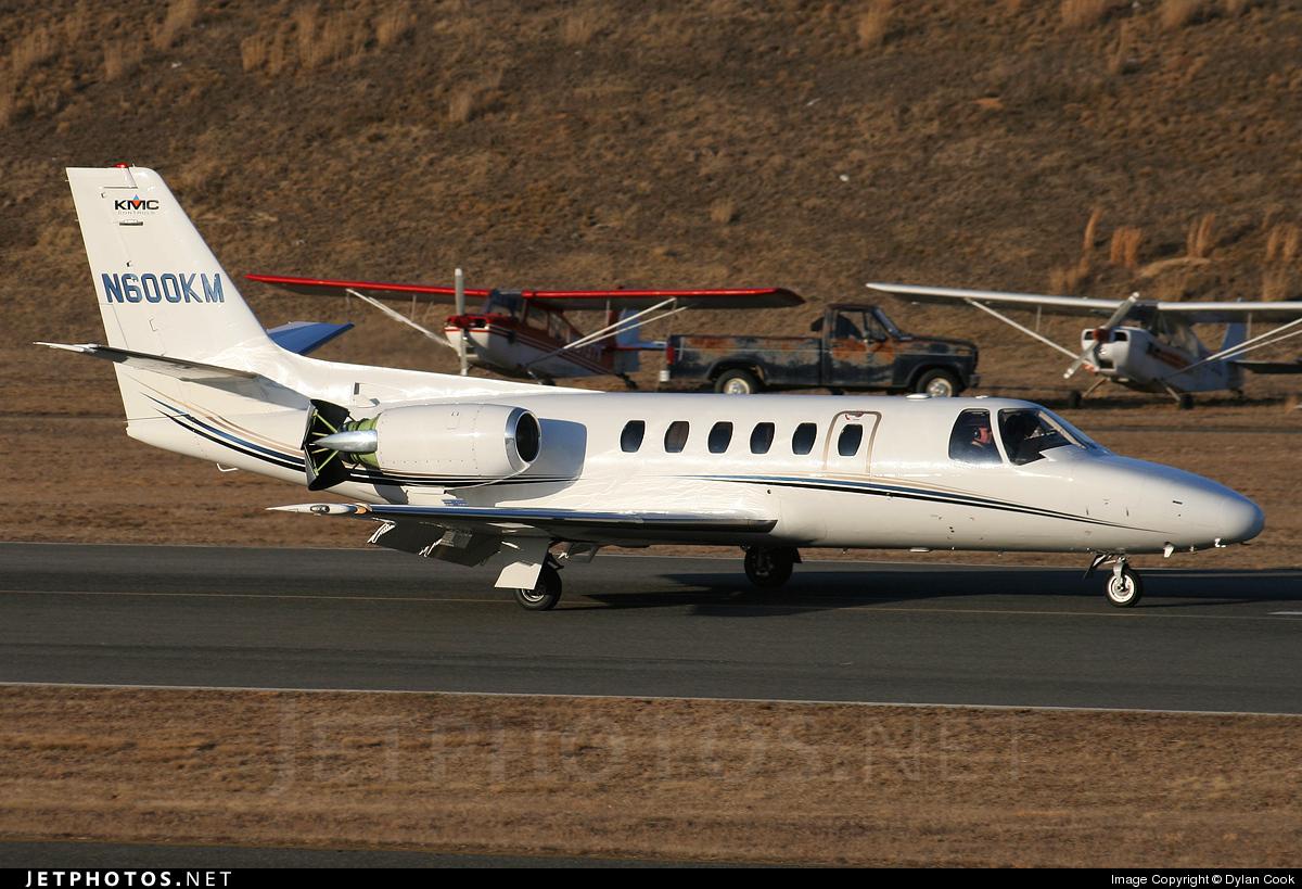 N600KM - Cessna S550 Citation SII - Private