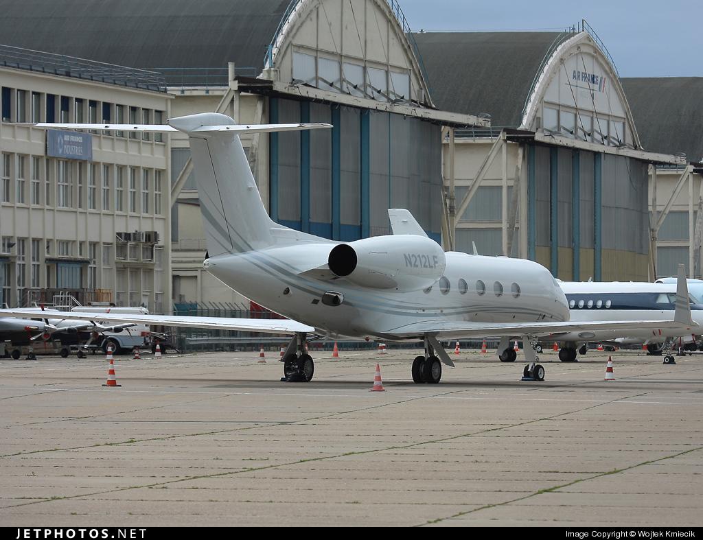 N212LF - Gulfstream G450 - Leflight Aviation