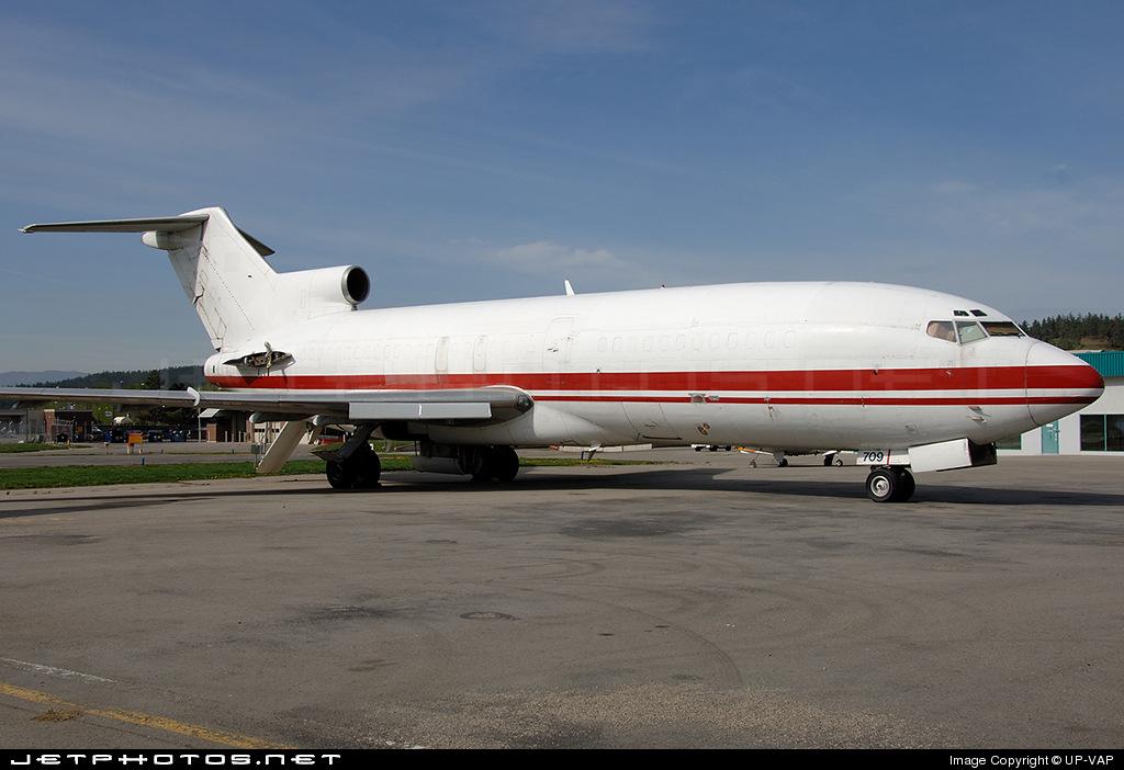 C-GKFW - Boeing 727-22C - Kelowna Flightcraft Air Charter