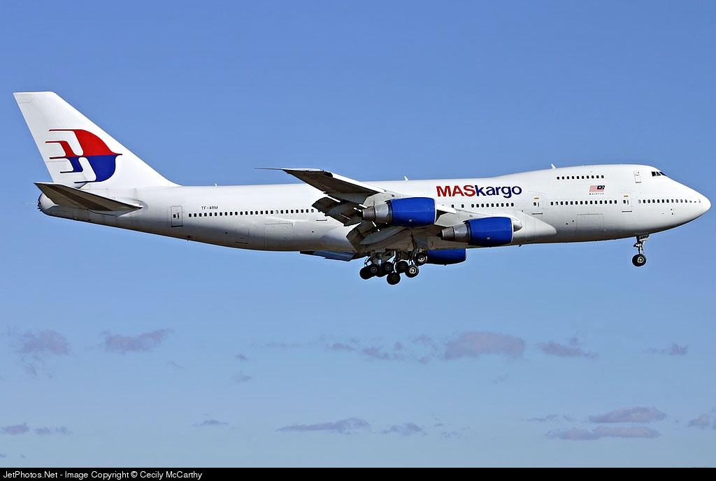 TF-ARM - Boeing 747-230B(SF) - MASkargo (Air Atlanta Icelandic)