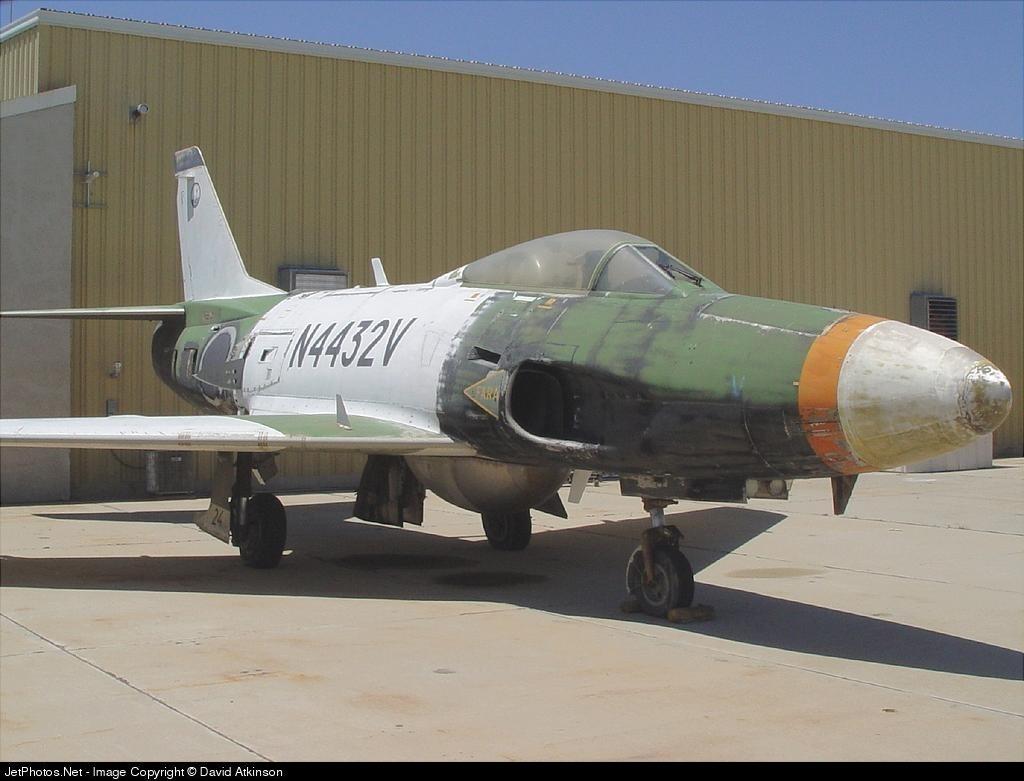 N4432V - Saab J-32A Lansen - Private