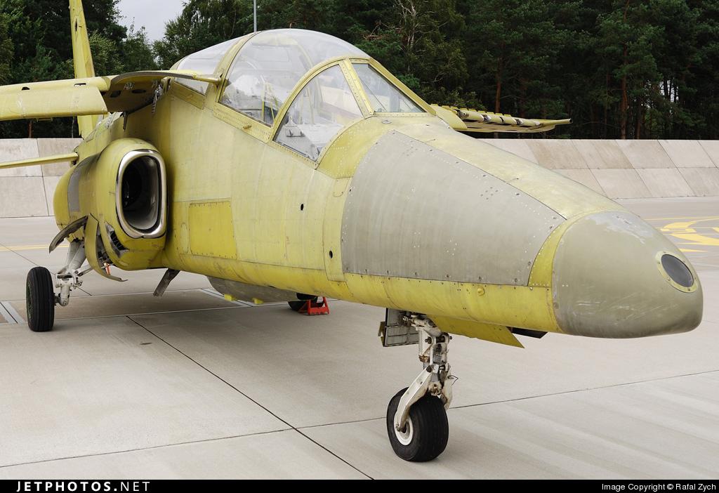 406 - PZL-Mielec I-22 Iryda - Poland - Air Force
