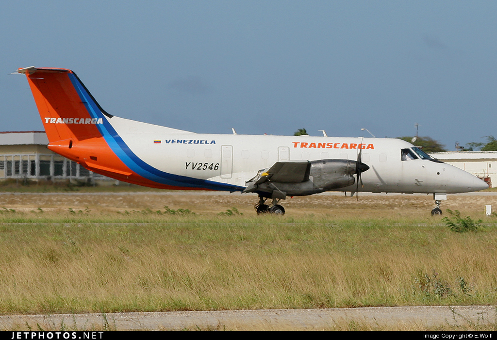 YV2546 - Embraer EMB-120RT Brasília - Transcarga International Airways