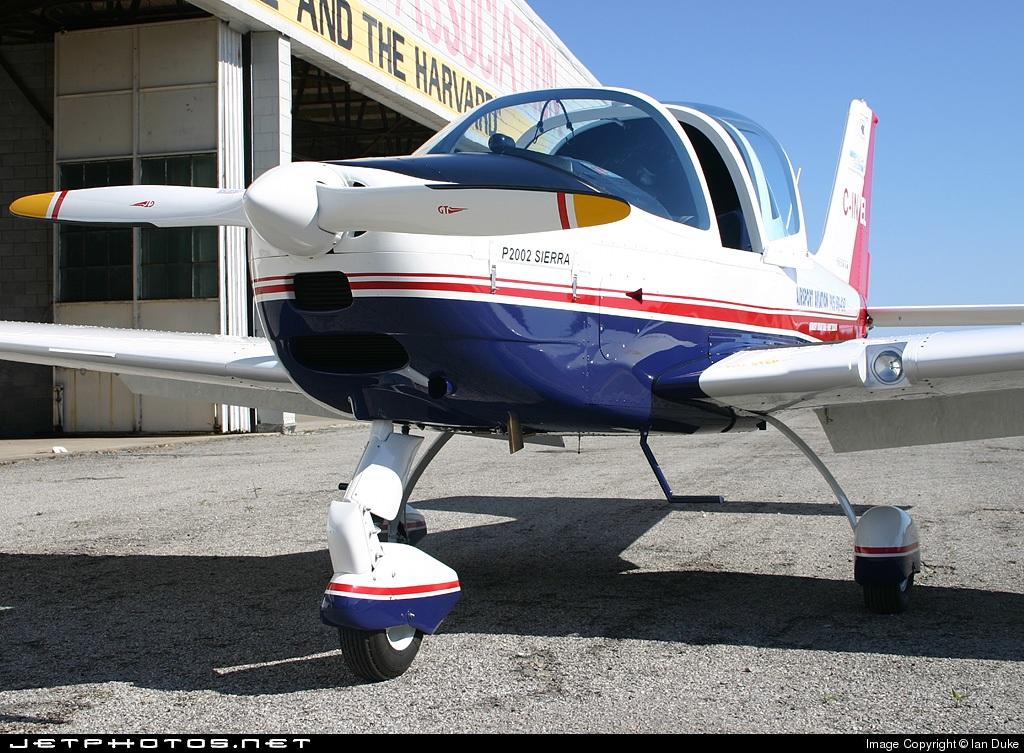 C-INEL - Tecnam P2002EA Sierra - Airsport Aviation