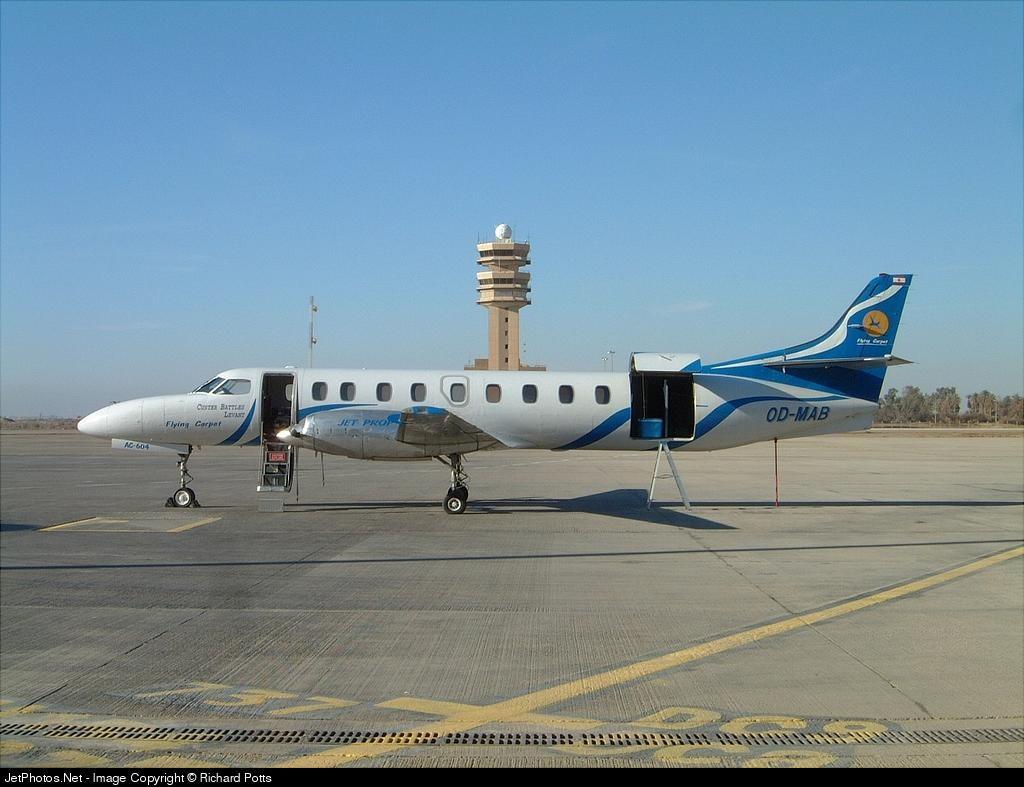 OD-MAB - Fairchild SA227-AC Metro III - Flying Carpet