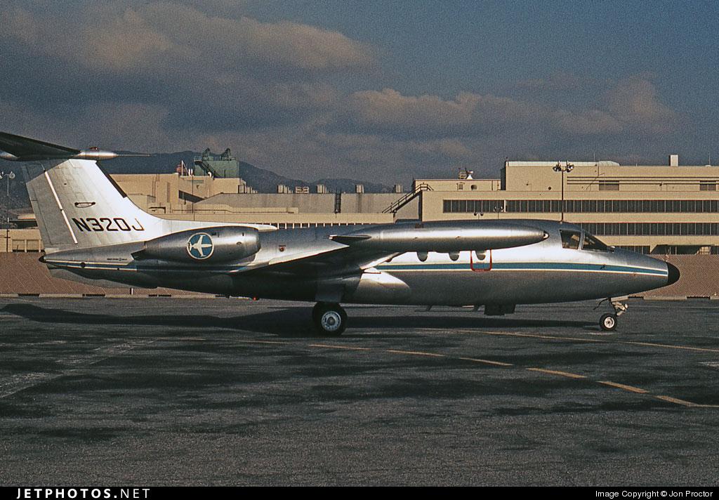 N320J   MBB HFB-320 Hansa-Jet ...