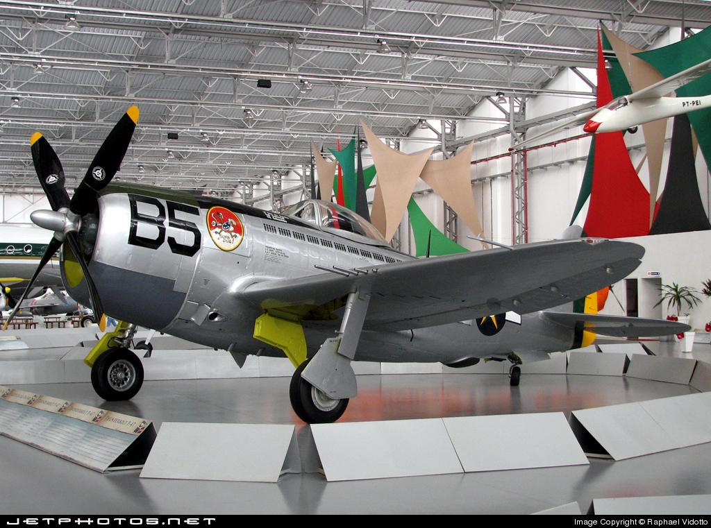 FAB229265 - Republic P-47D Thunderbolt - Brazil - Air Force
