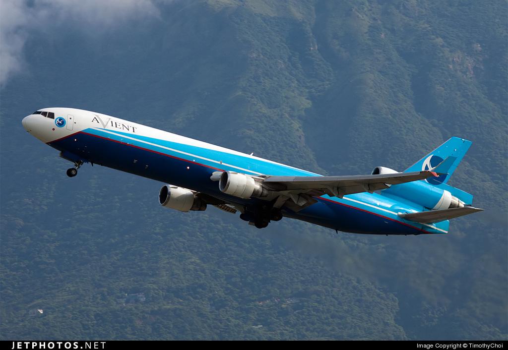 Z-BVT - McDonnell Douglas MD-11(F) - Avient Aviation