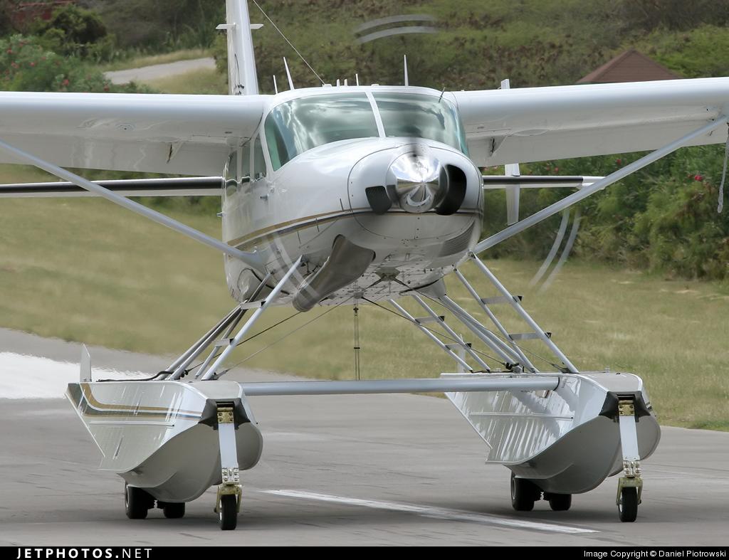 N208JB - Cessna 208 Caravan - Private